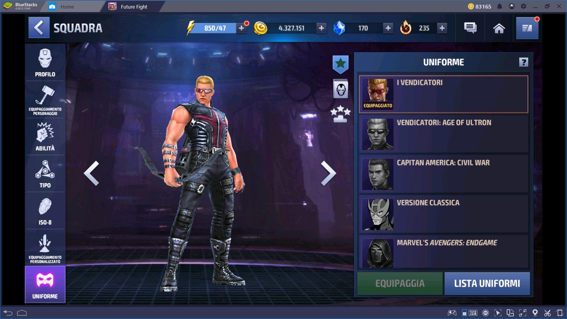 La Guida per i Neofiti di Marvel Future Fight