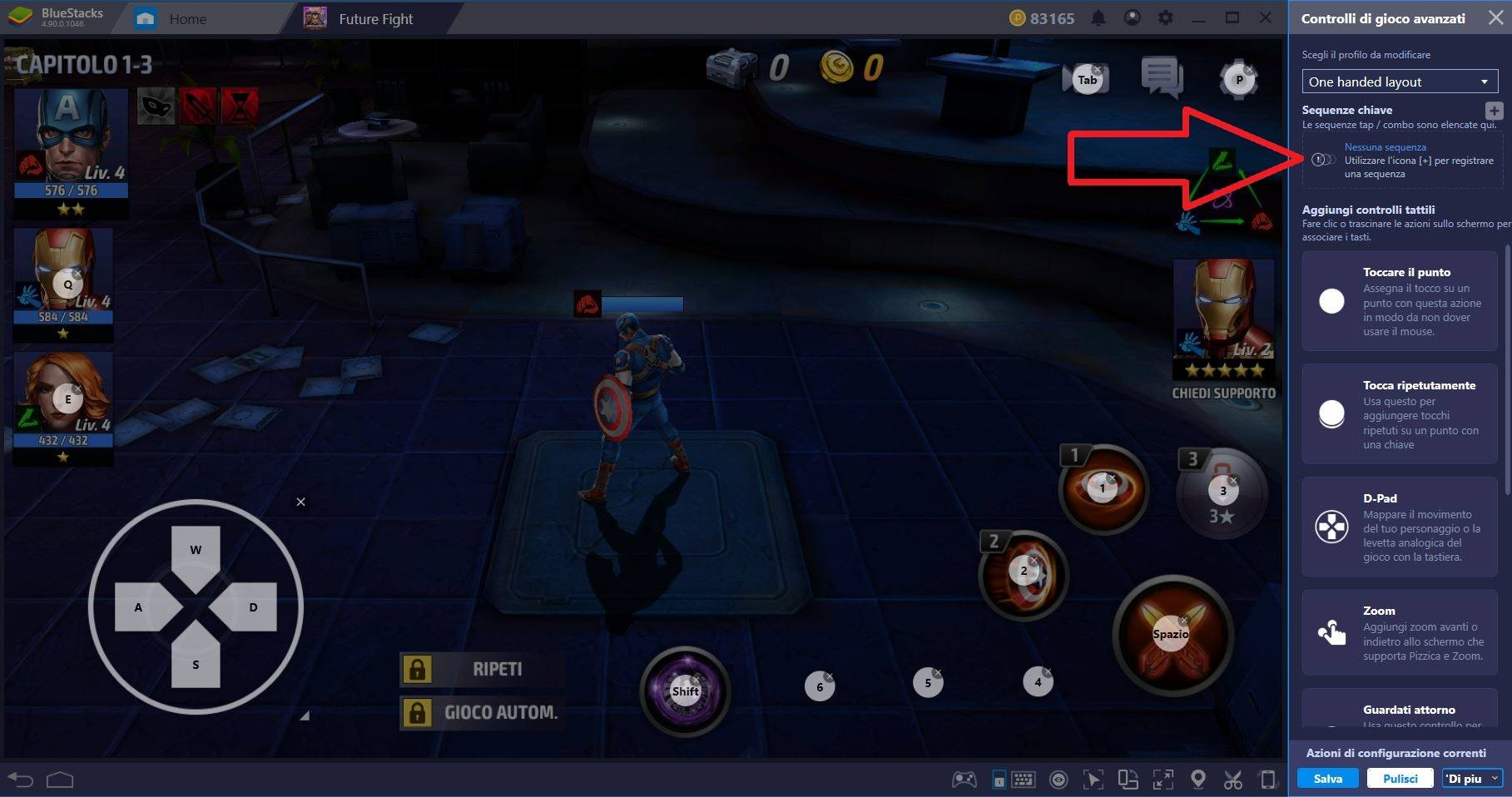 Gioca a Marvel Future Fight con Bluestacks