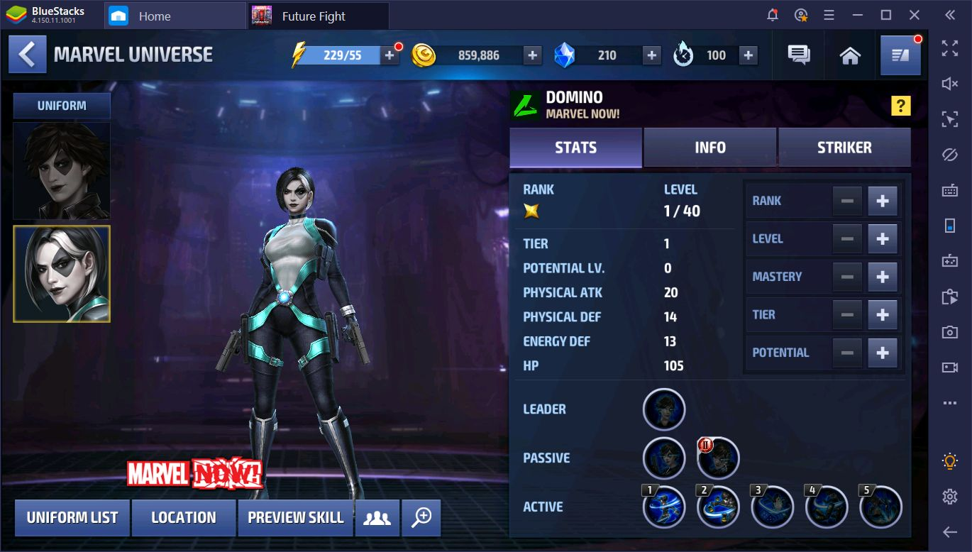 Marvel Future Fight on PC November Update: Here's What's New