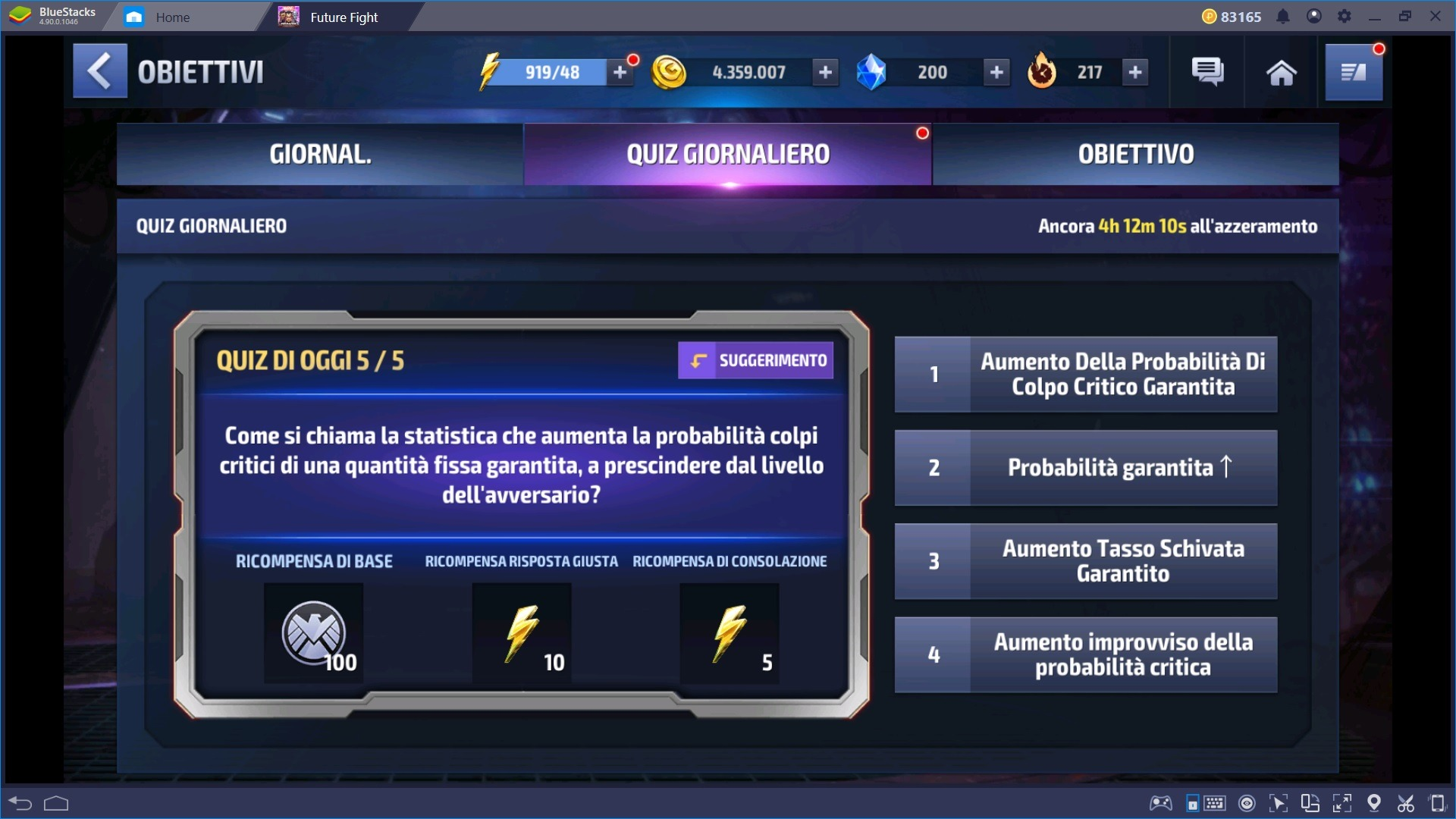Come Sfruttare i Punti Energia in Marvel Future Fight