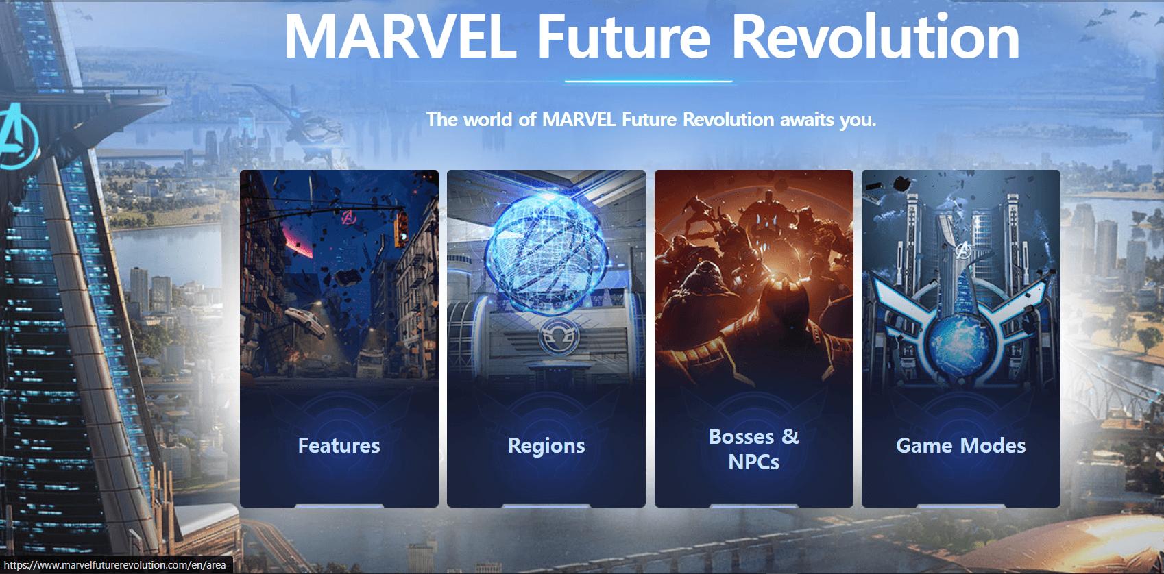MARVEL Future Revolution: The Dark Domain Update