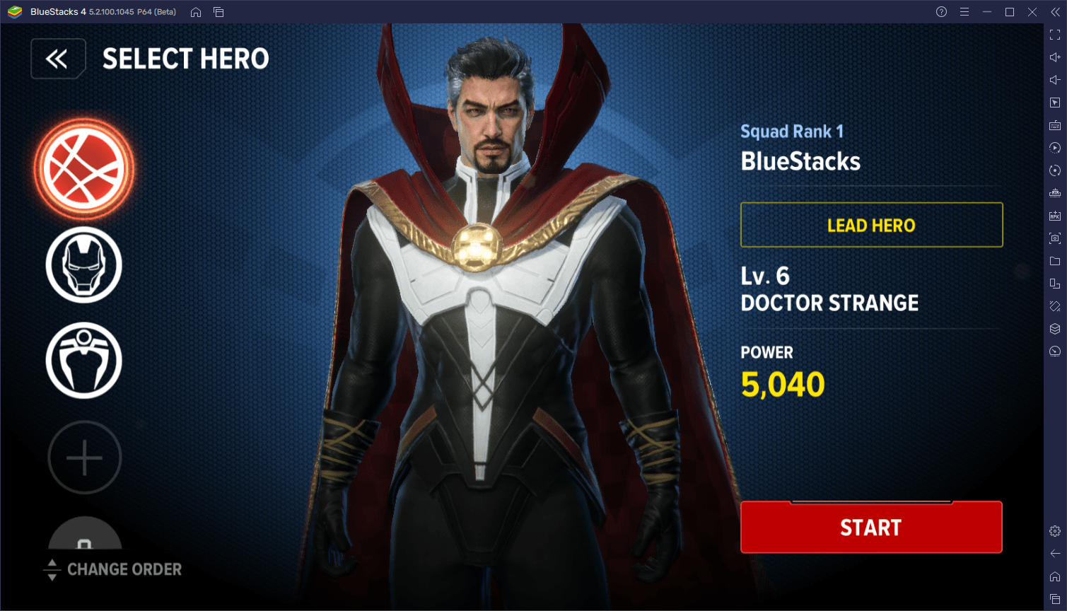 MARVEL Future Revolution on PC – Configuration Guide to get the Best Graphics and Performance