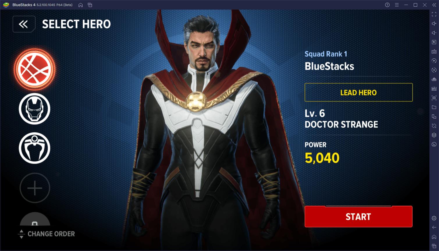 Marvel Future Revolution – jak uzyskać najlepszą grafikę i wydajność