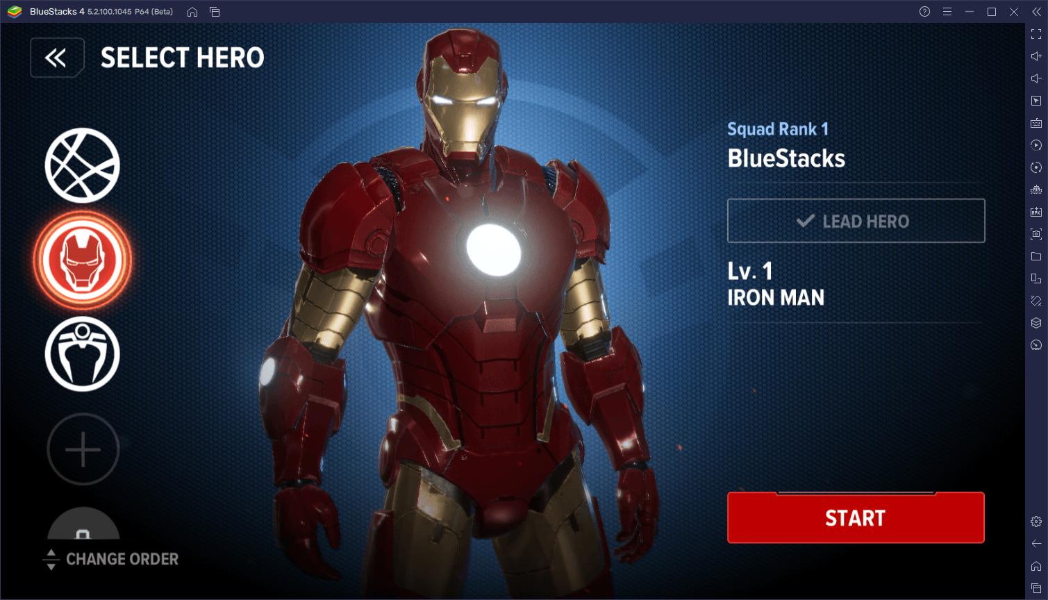 Marvel Future Revolution – porady Tips&Tricks