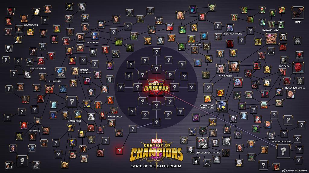 Marvel Realm of Champions – A Sneak Peek at Kabam's Latest 3v3 Mobile Brawler