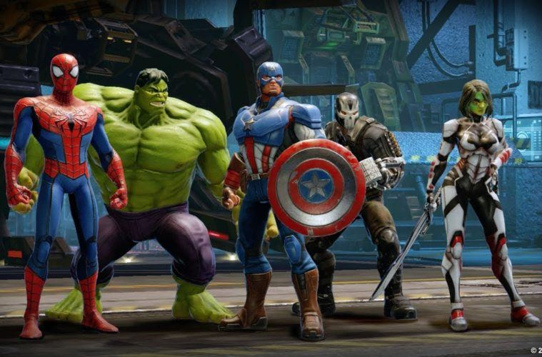 Marvel Strike Force: лучшие герои и злодеи
