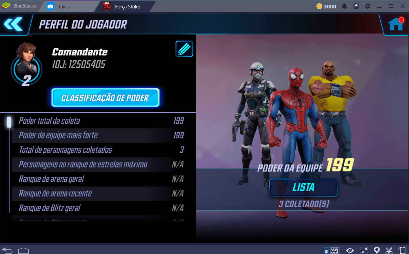 Aumentando o level de seus personagens em MARVEL Strike Force