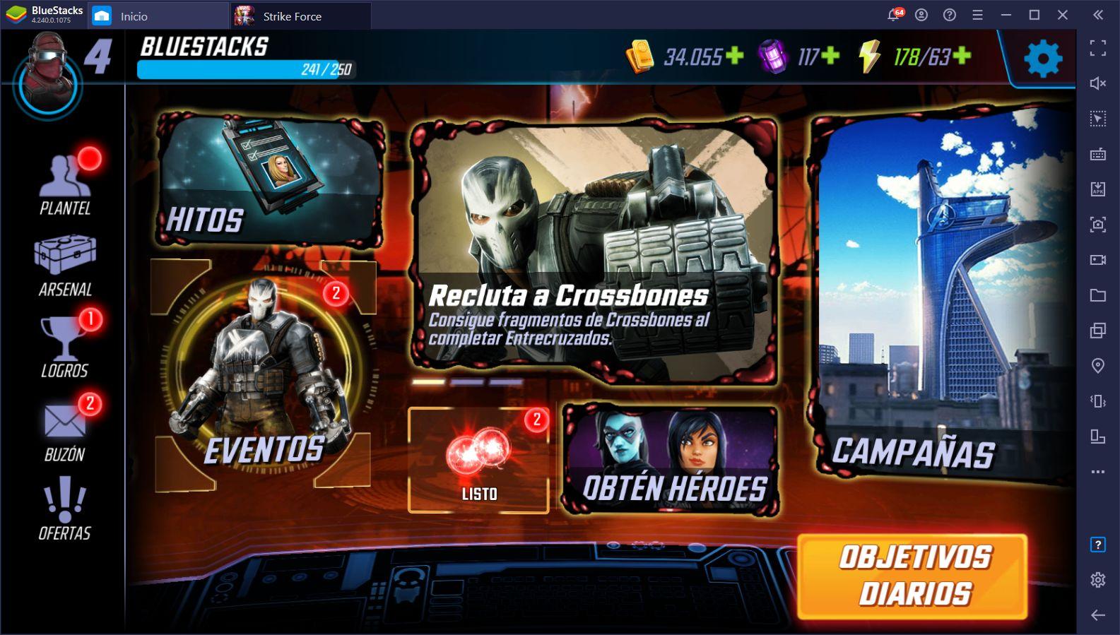 Actualización de Halloween Para Marvel Strike Force Introduce a 'Anti-Venom' y Otros Eventos Interesantes