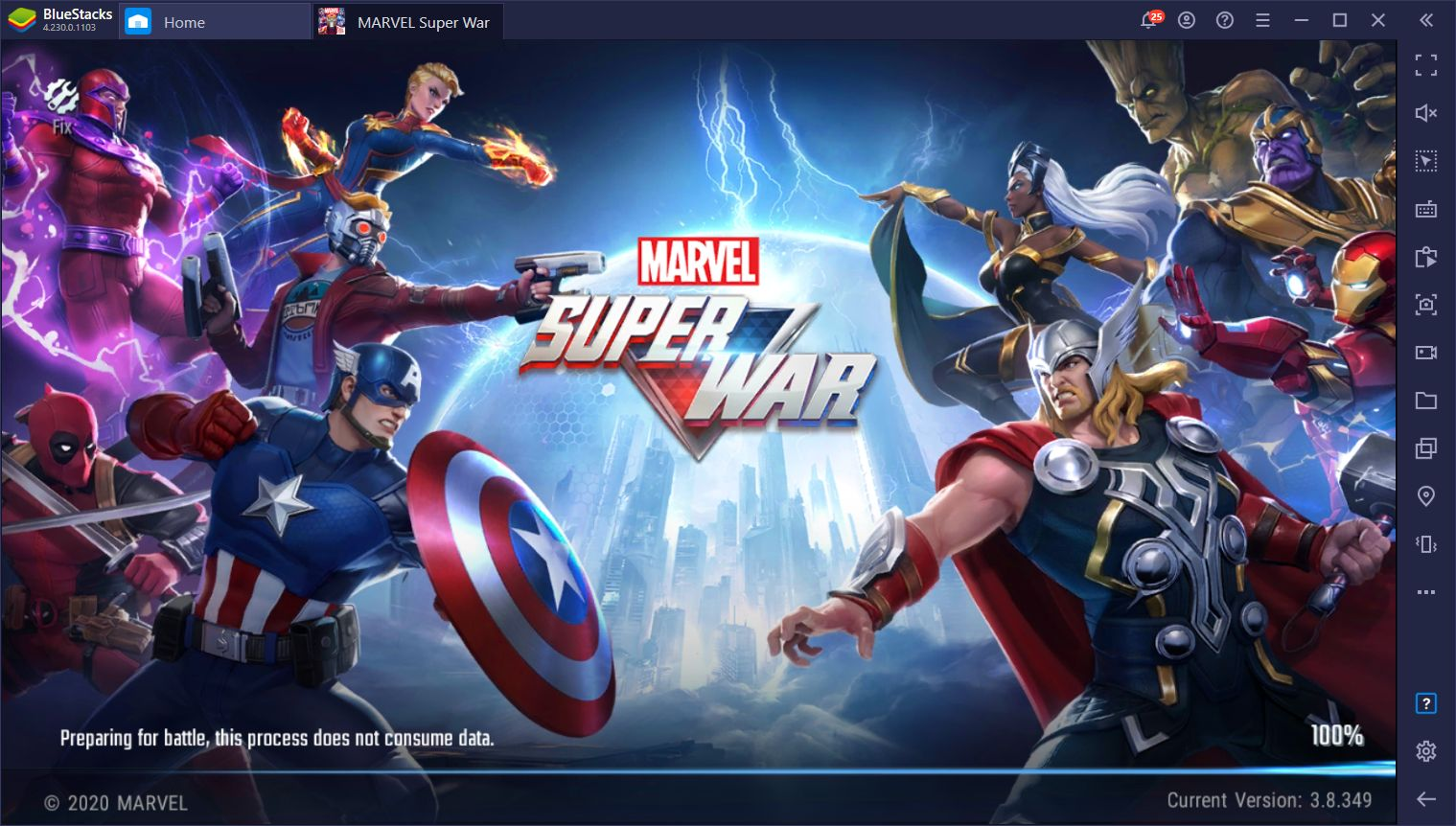Marvel Super War PC – How to Play Marvel's Mobile MOBA