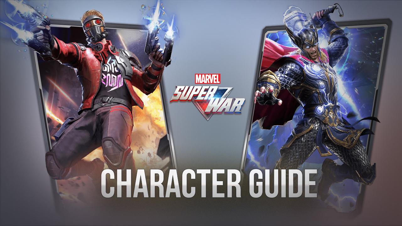 Marvel Super War – Verstehe die verschiedenen Charakterrollen