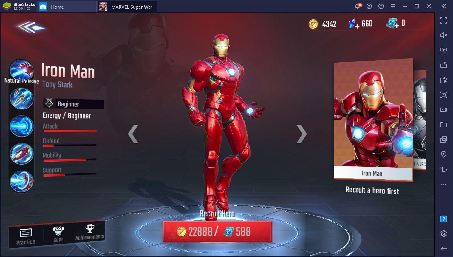 Marvel Super War – Understanding the Different Character Roles