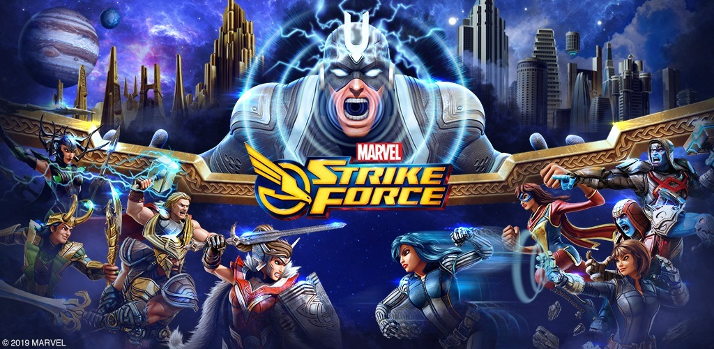 MARVEL Strike Force: Like Father, Like Daughter introduces Polaris and new events