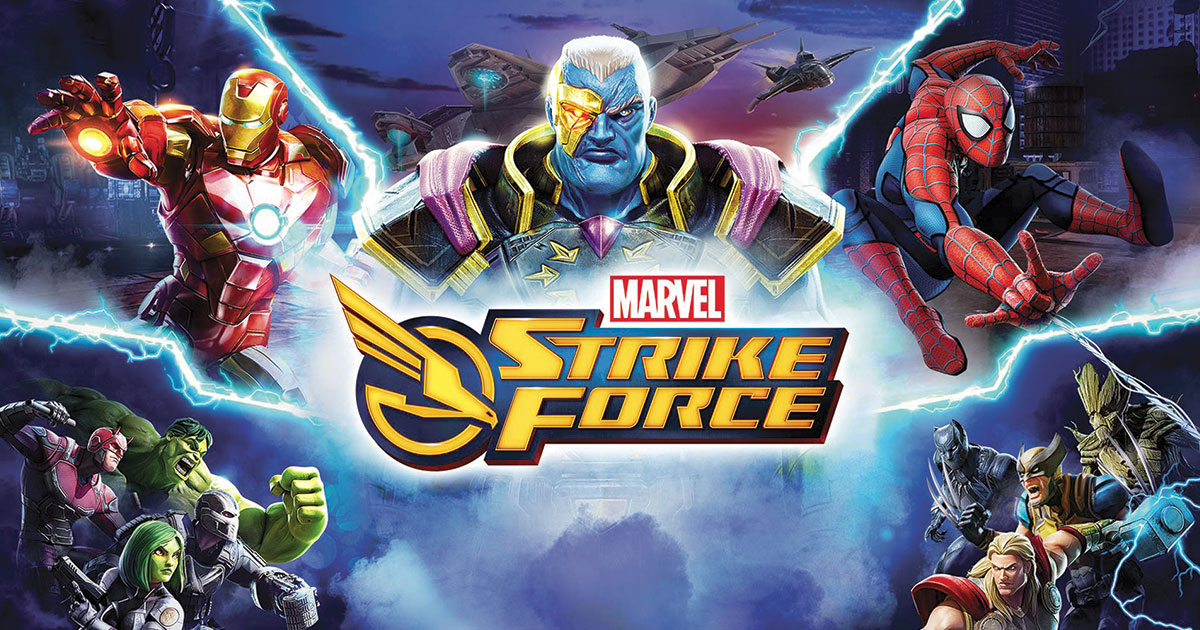 MARVEL Strike Force: Patch Notes for Update Version 5.0.0