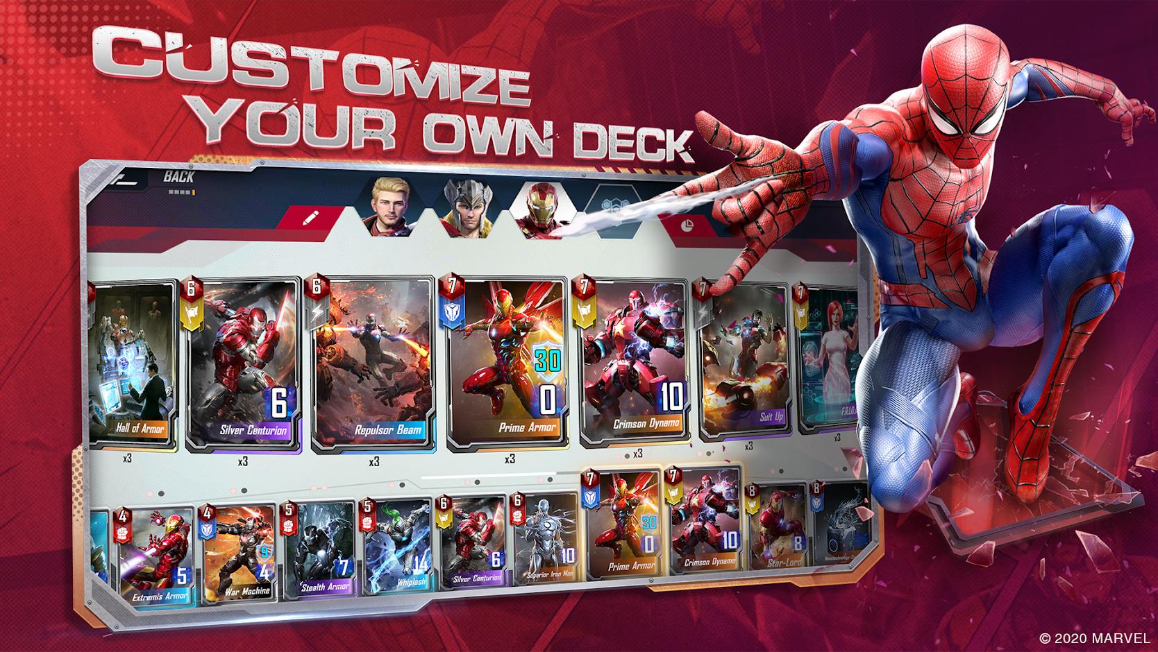 31 июля состоится запуск карточной игры MARVEL Duel