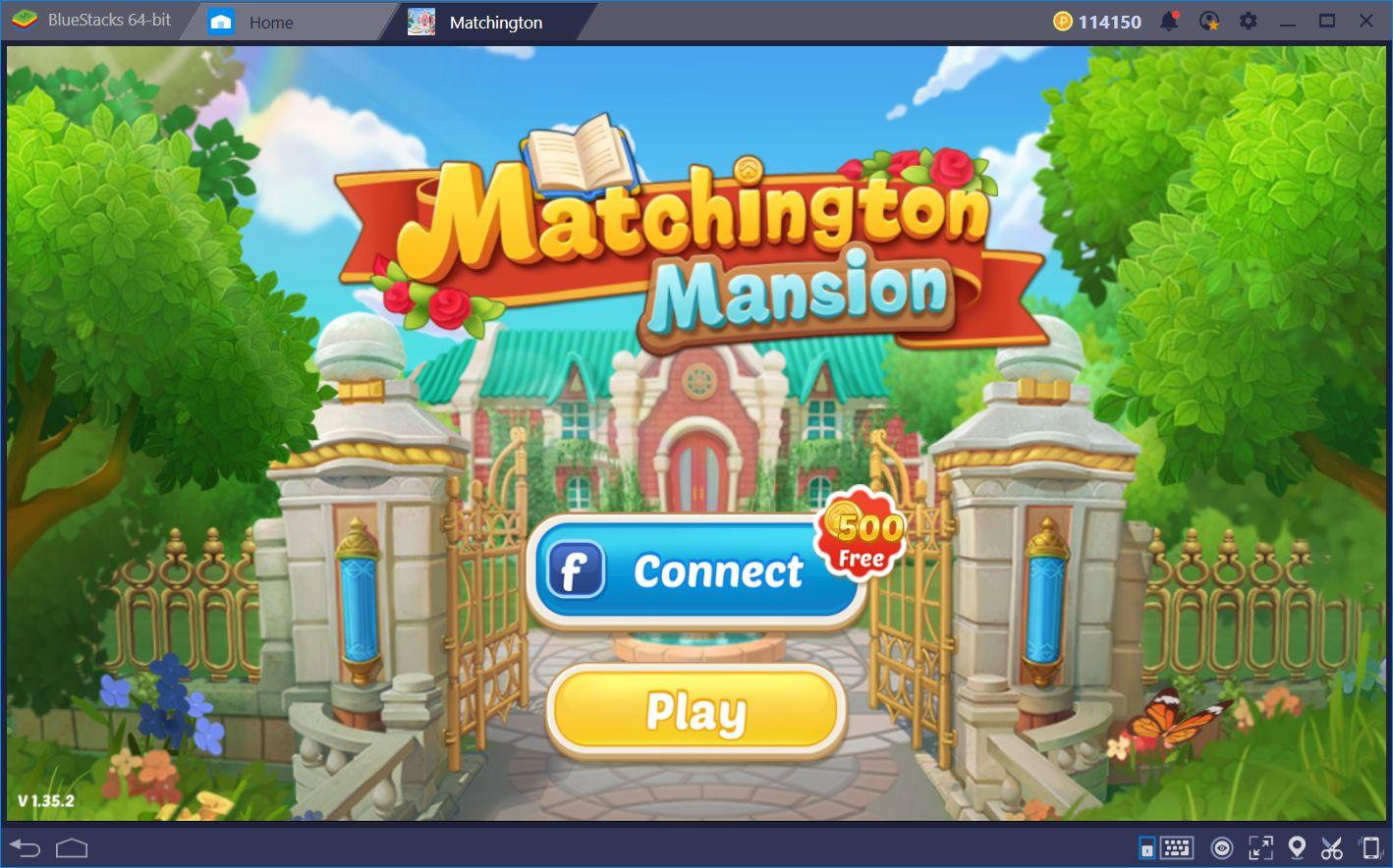 Matchington Mansion—Candy Crush Meets Building Sim