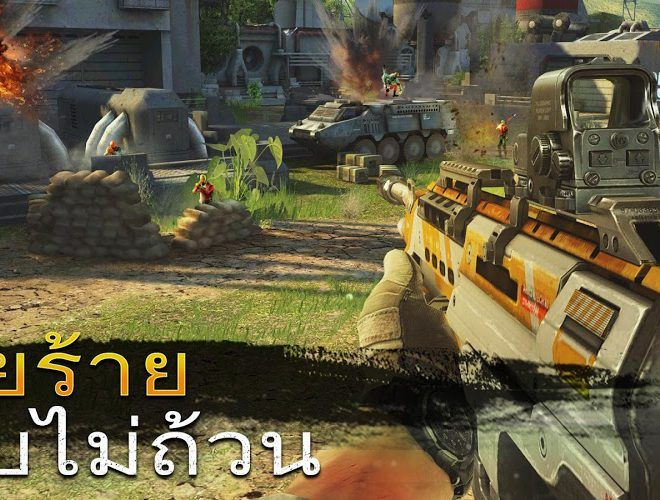 เล่น Sniper Fury on PC 11