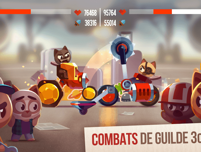 Jouez à  CATS: Crash Arena Turbo Stars sur PC 17