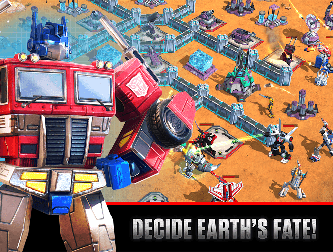 Play Transformers: Earth Wars on PC 16