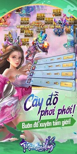 Chơi Tử Thanh Song Kiếm on PC 5