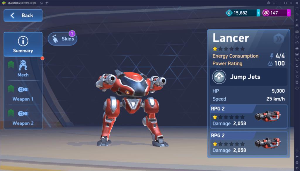 Mech Arena: Robot Showdown Tipps und Tricks zum Besiegen von Gegnern und Gewinnen von Matches