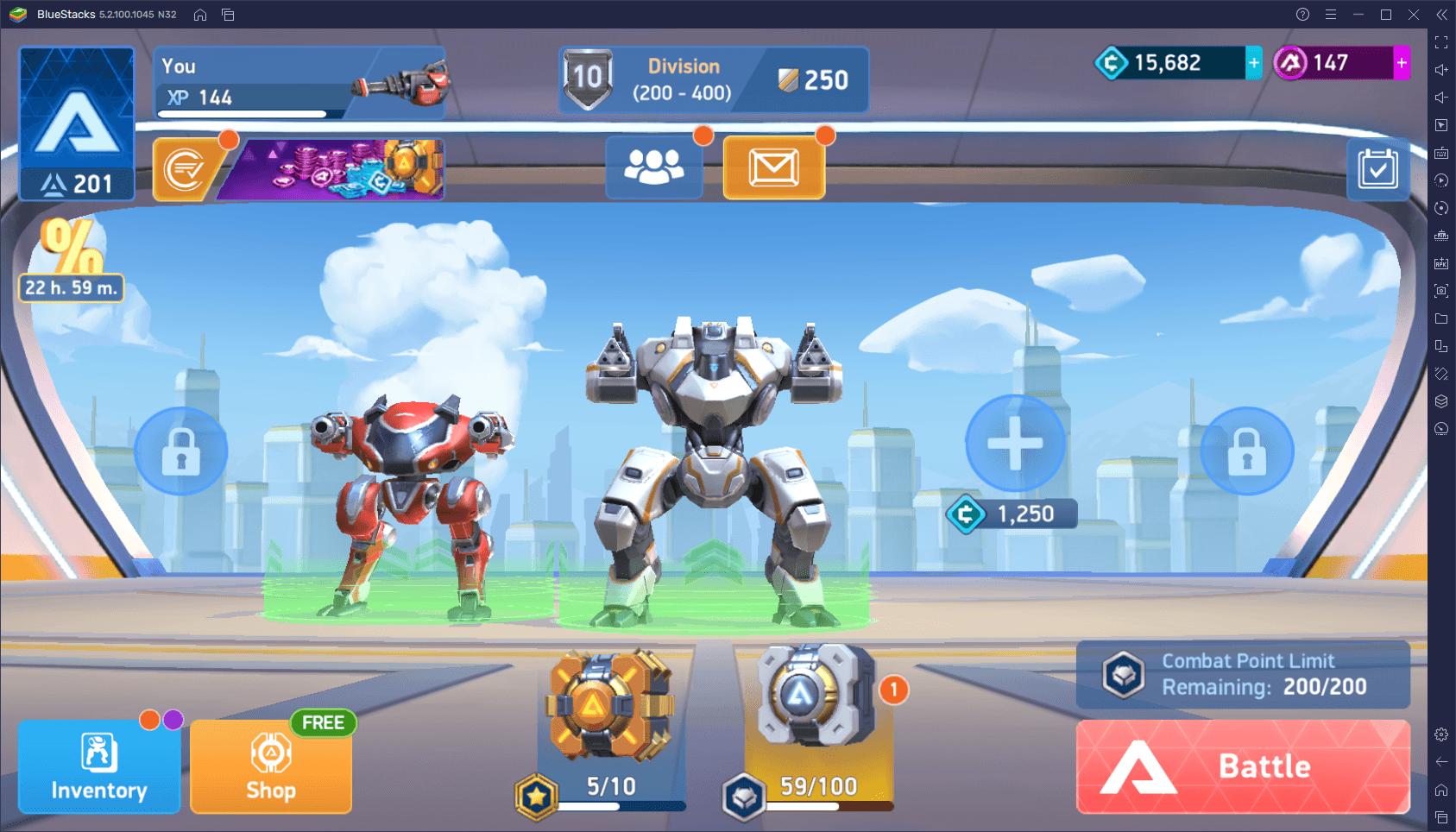 Mech Arena: Robot Showdown نصائح وحيل لهزيمة الأعداء والفوز بالمباريات