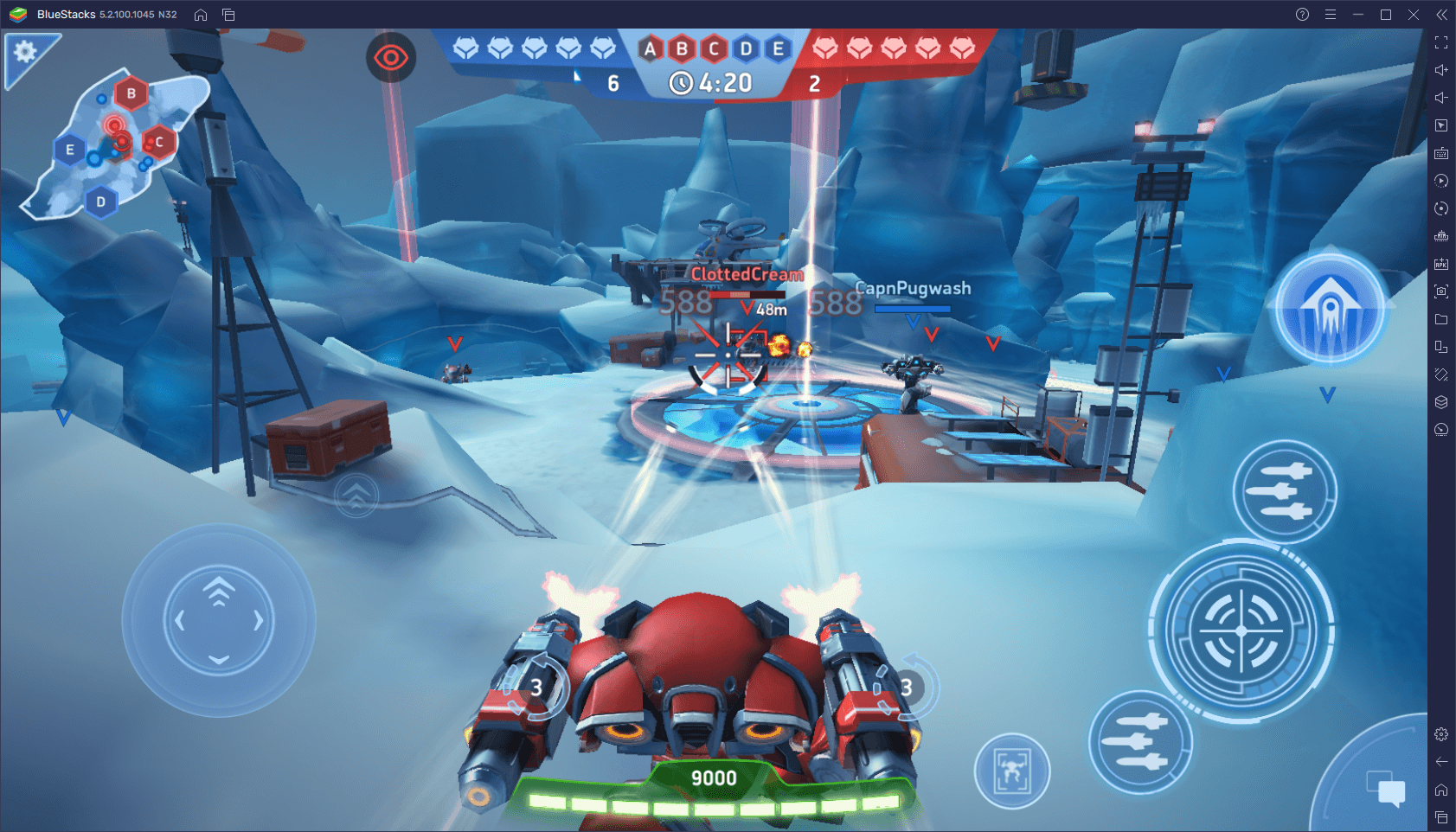 Mech Arena: Robot Showdown – Trucos y Consejos Para Derrotar Enemigos y Ganar Partidas