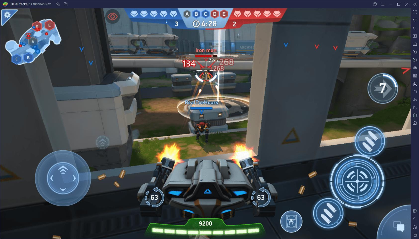 Cómo Instalar y Jugar Mech Arena: Robot Showdown en PC con BlueStacks