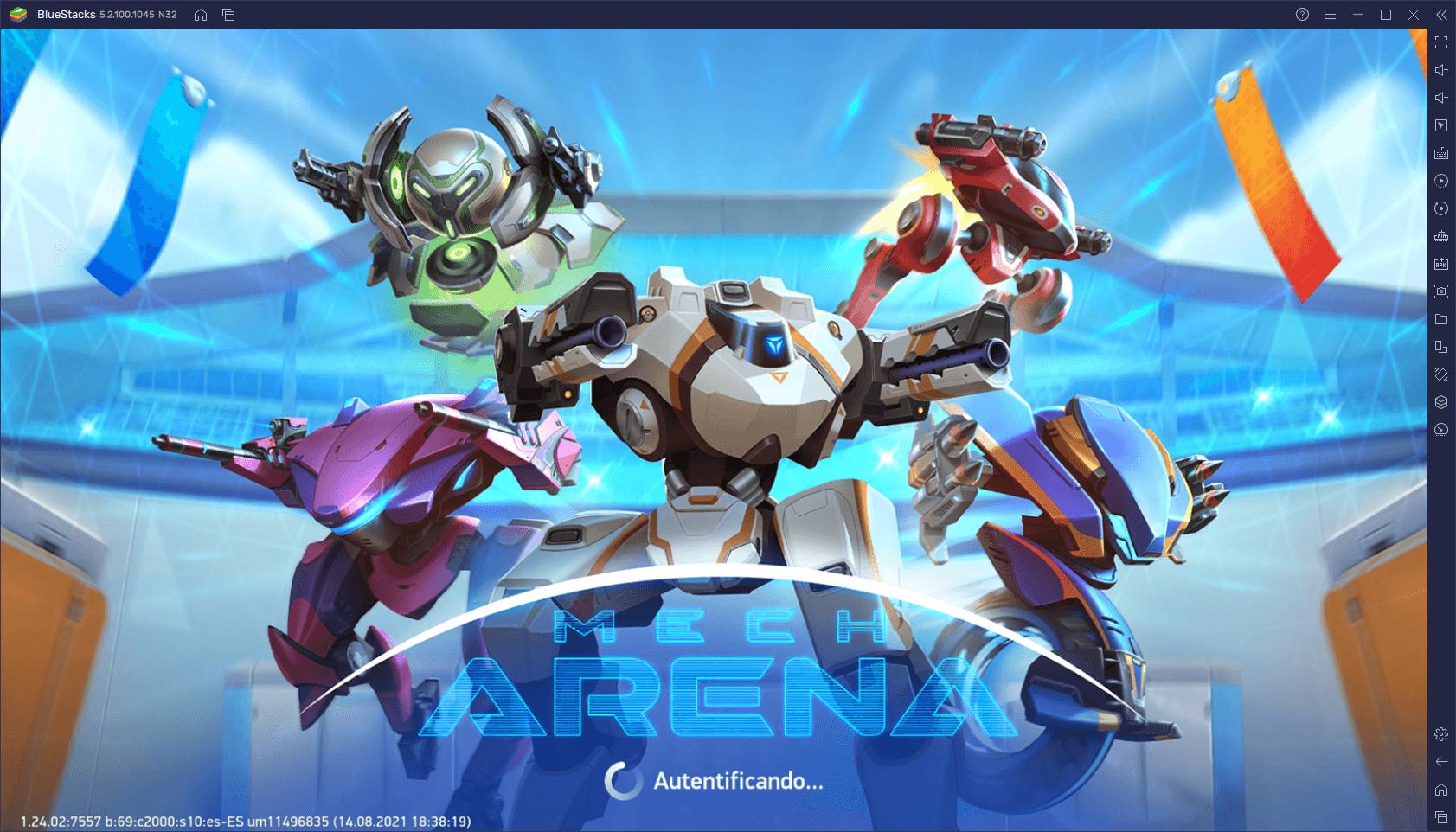 Mech Arena: Robot Showdown – Todas las Armas en el Juego