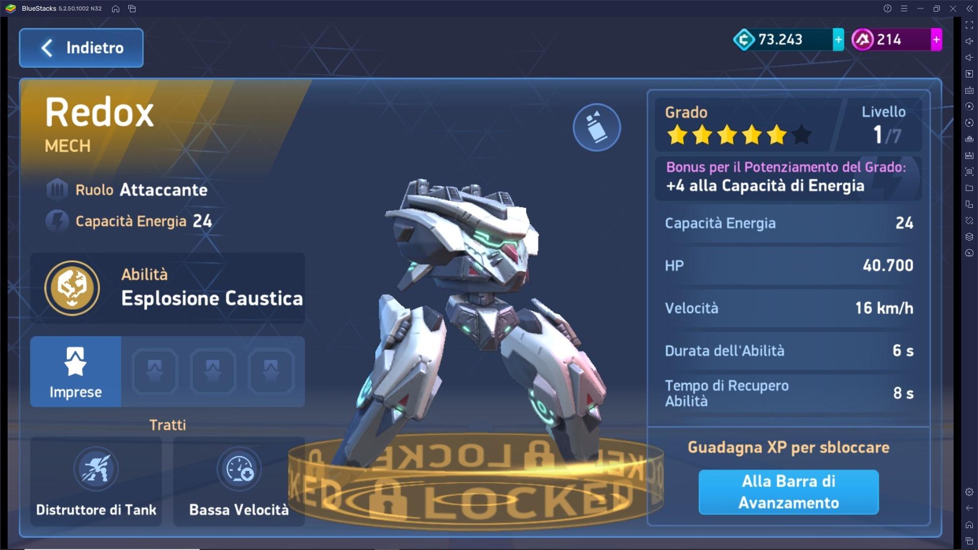 Guida ai Robot di Mech Arena: Robot Showdown – Quale scegliere a seconda del nostro stile di gioco