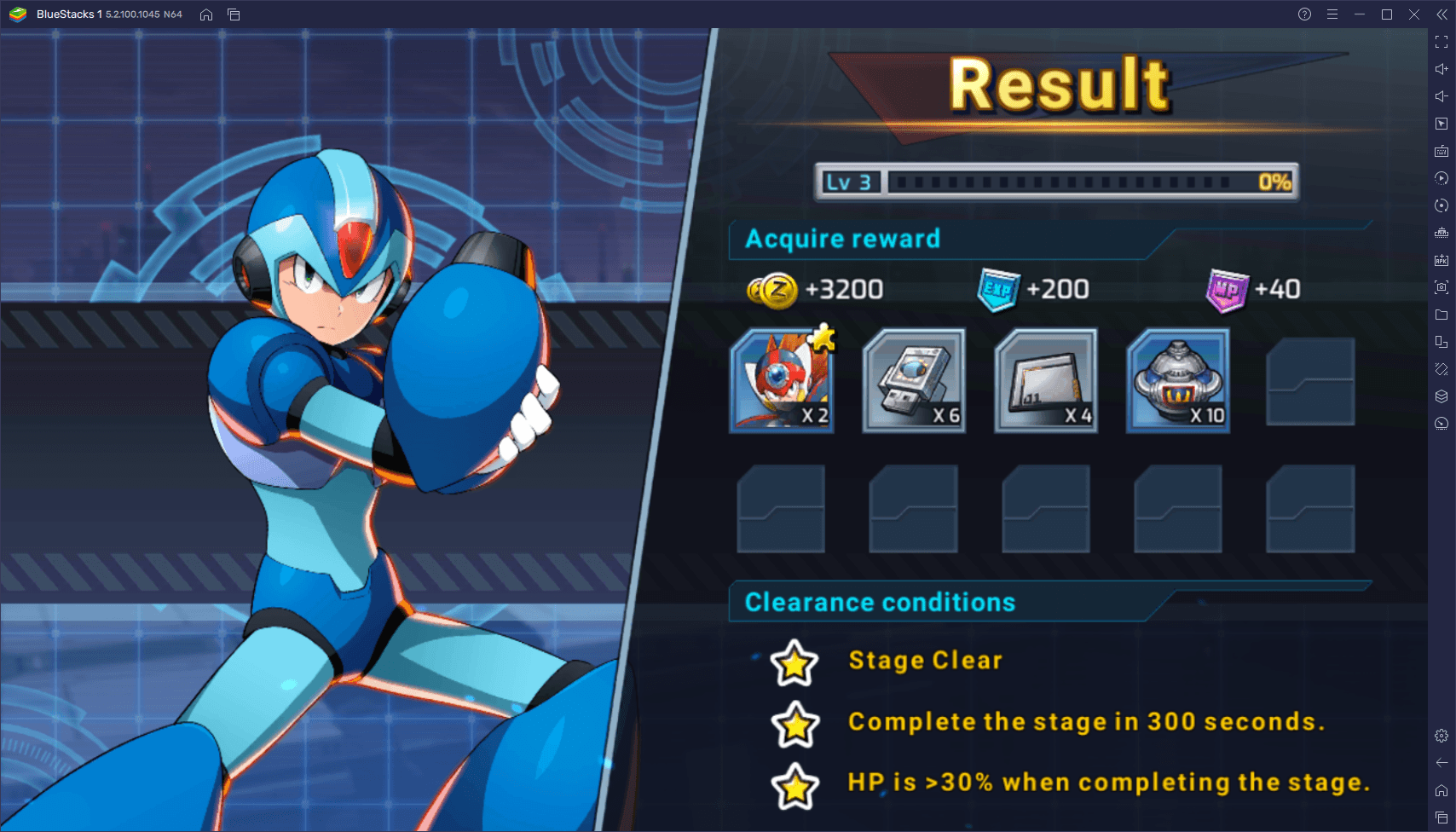 How to Reroll in MEGA MAN X DiVE – MOBILE and Obtain The Best Characters and Weapons