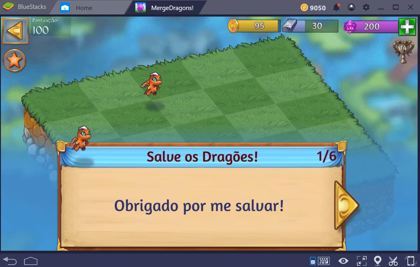 Dicas rápidas para se sair bem em Merge Dragons!