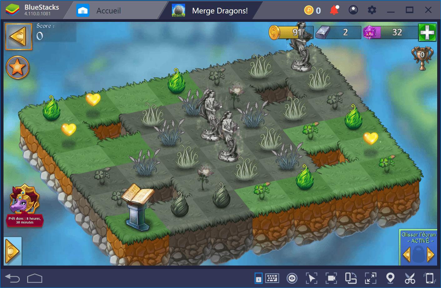 Merge Dragons sur BlueStacks - Améliorer le gameplay grâce à l'émulateur