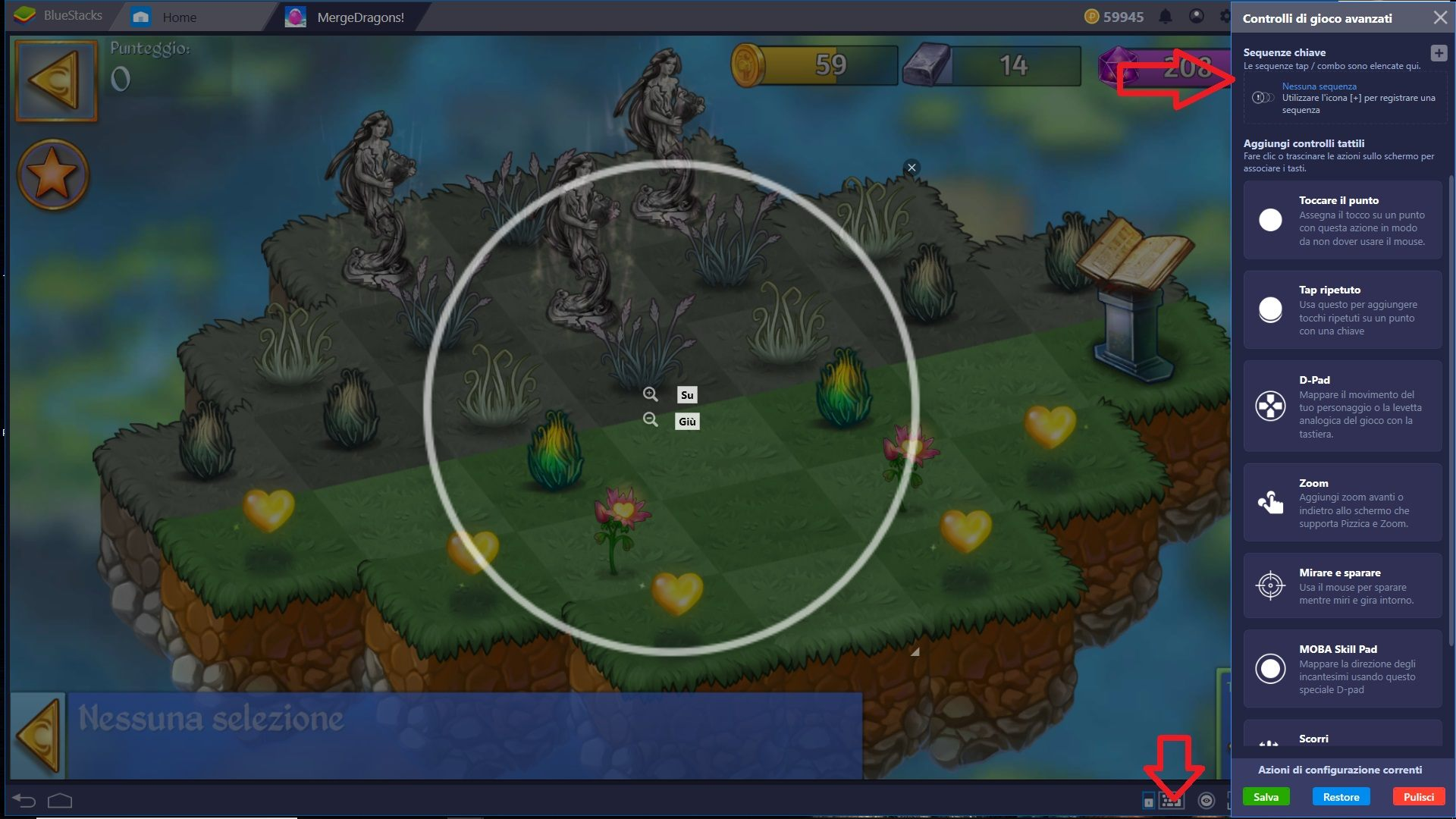 Installa e Gioca Merge Dragons! con BlueStacks