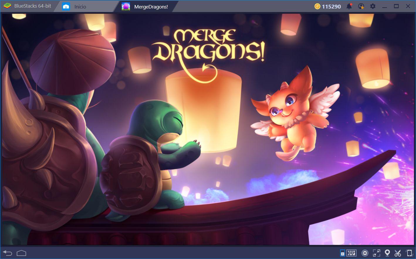 Merge Dragons—Trucos y Consejos Para Combinar tu Vida
