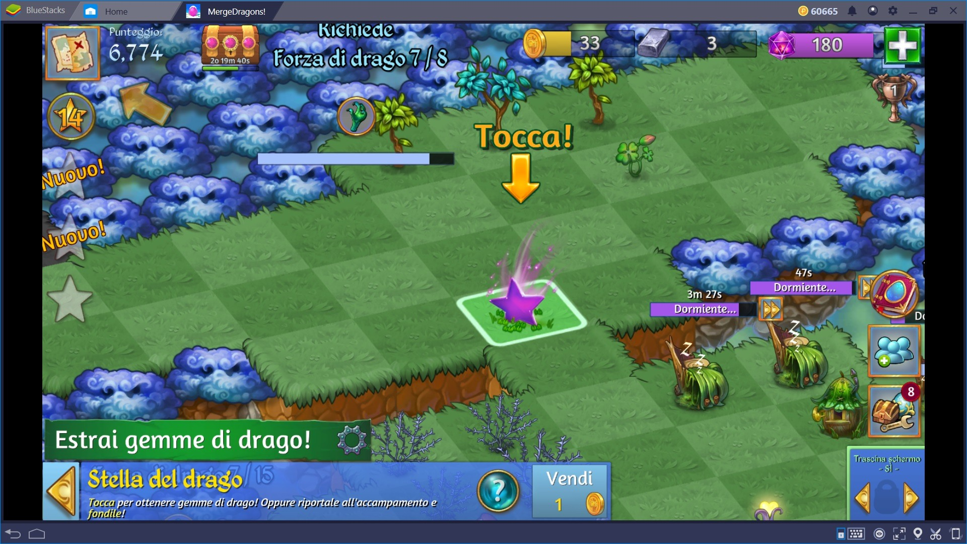 Trucchi e Consigli per Merge Dragons!