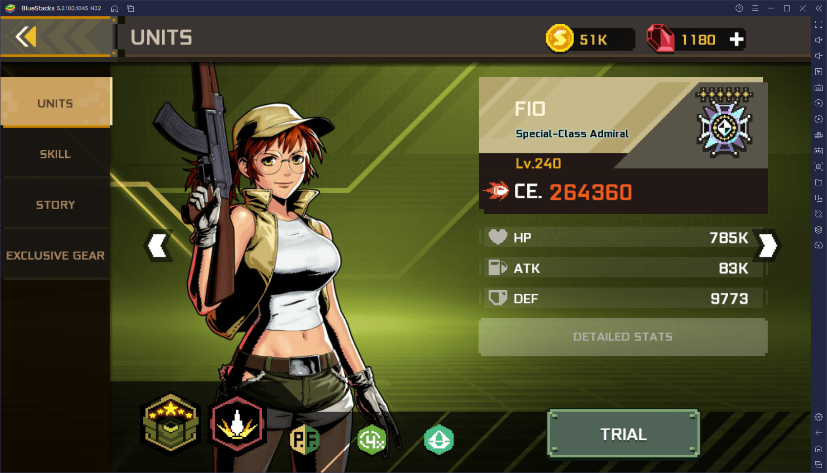 The Best Metal Slug: Commander Characters – The Strongest Units in the Game