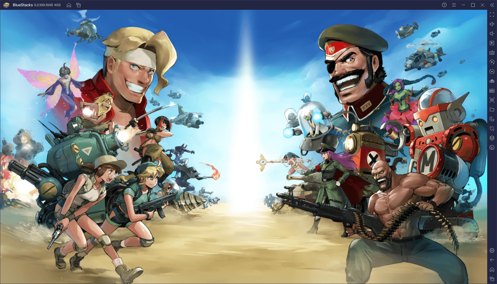 The Best Tips, Tricks, and Strategies for Metal Slug: Commander on PC