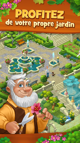 Jouez à  Gardenscapes sur PC 4