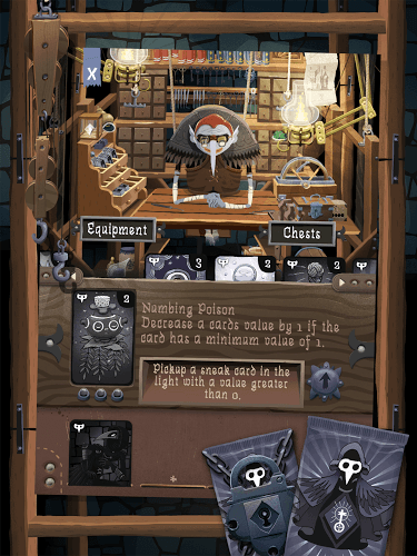 Играй Card Thief На ПК 12