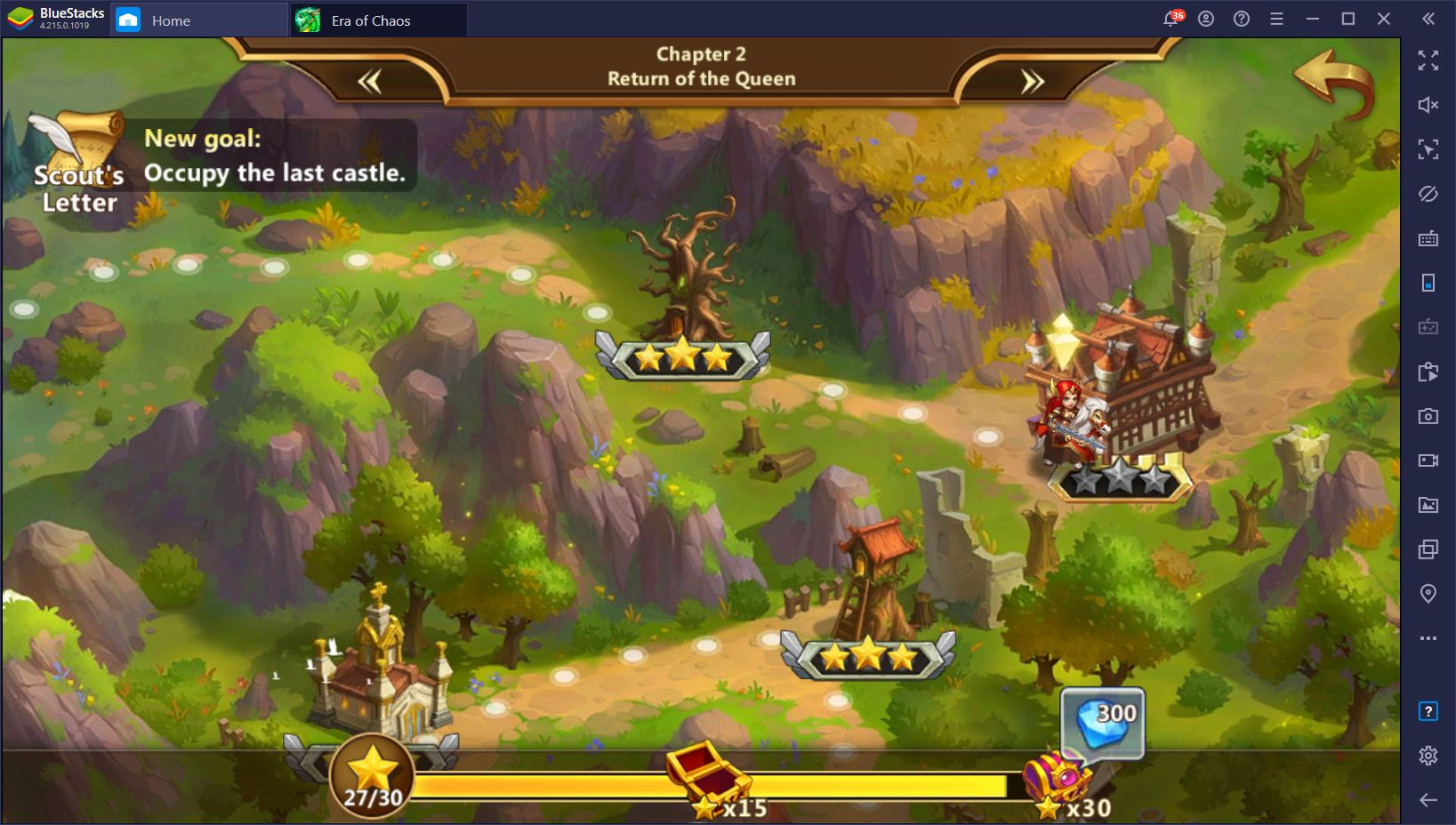Might & Magic: Era of Chaos Review and Impressions