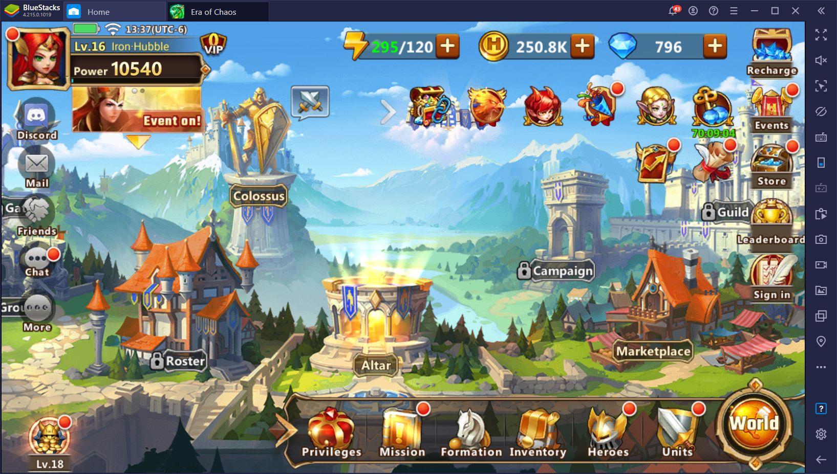 Might & Magic: Era of Chaos – poradnik dla początkujących graczy