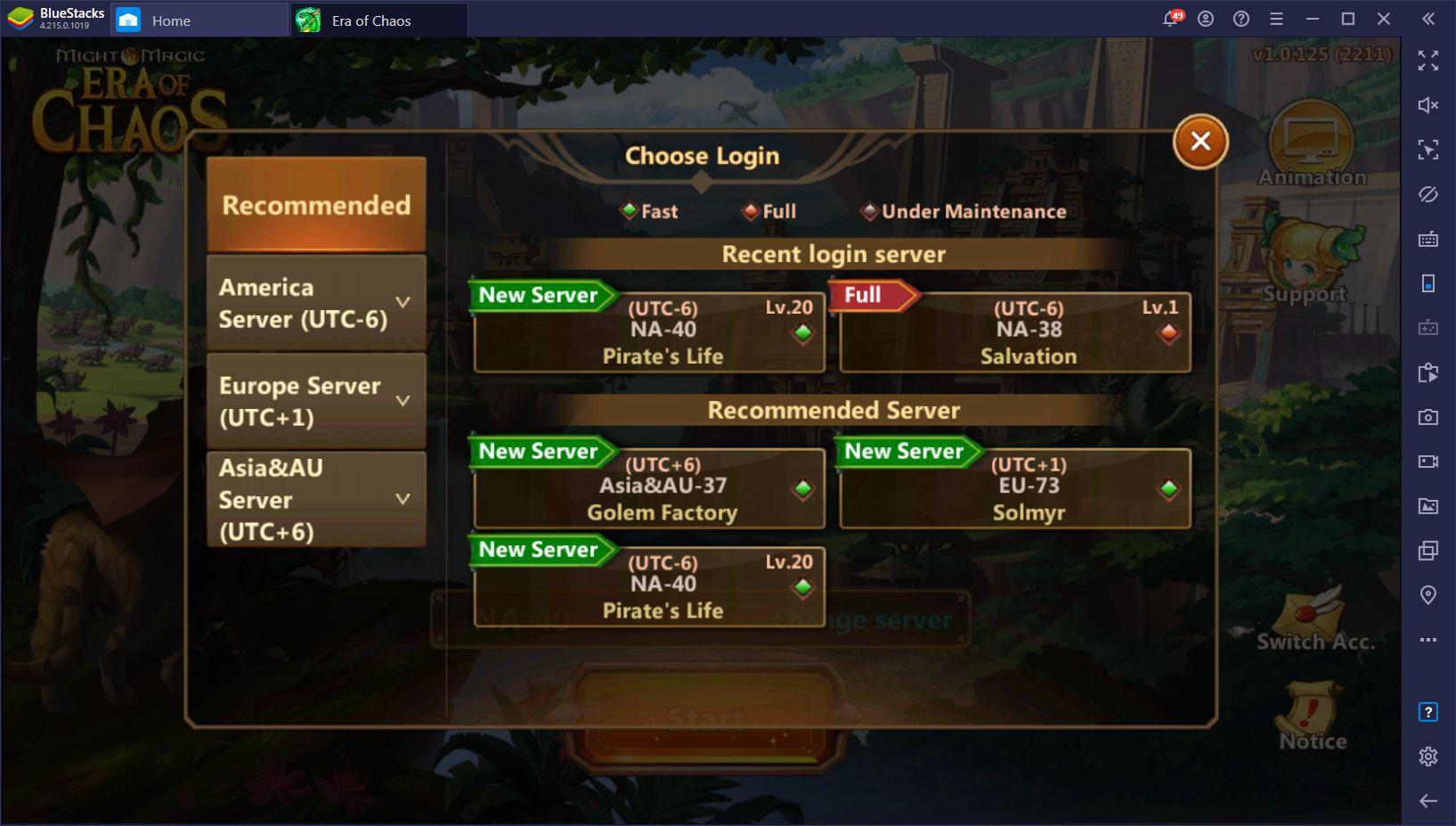 Might & Magic: Era of Chaos – tier lista i poradnik do rerolli