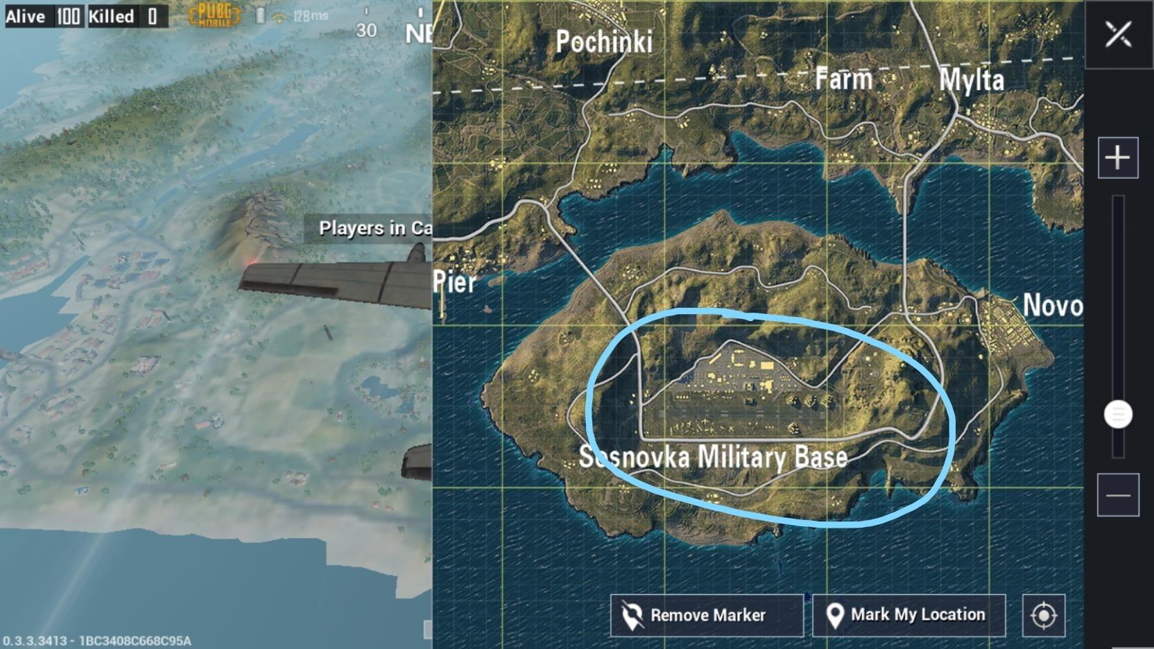 PUBG Mobile Guida alla Base Militare