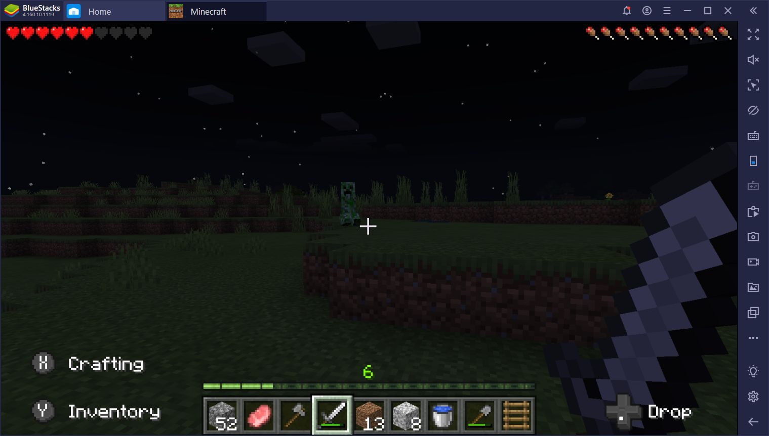 Mobs di Minecraft – Affronta i primi mostri!