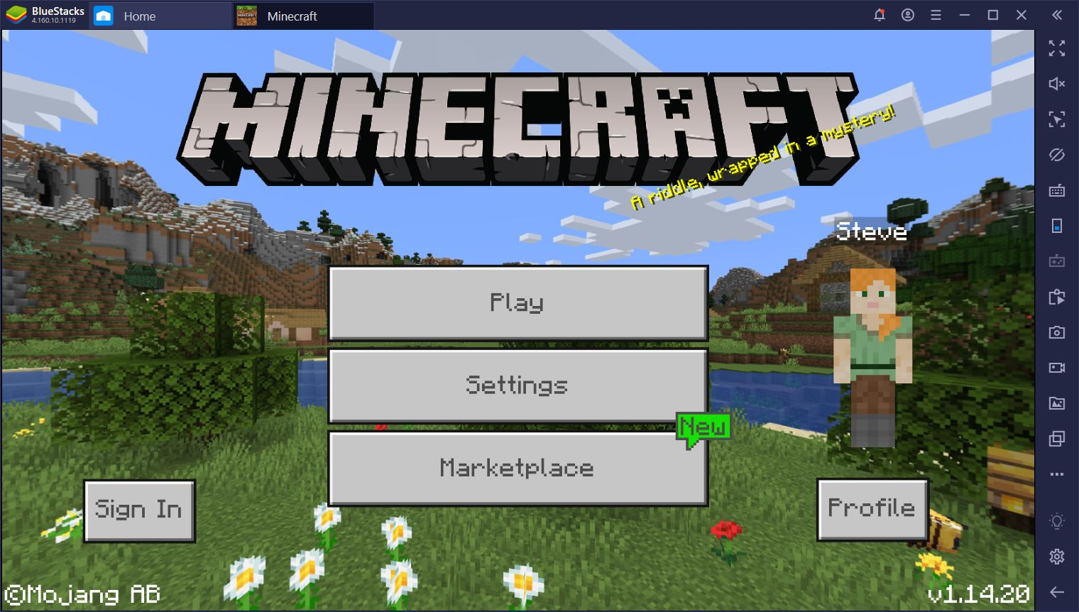 Minecraft on PC is Now Available on BlueStacks