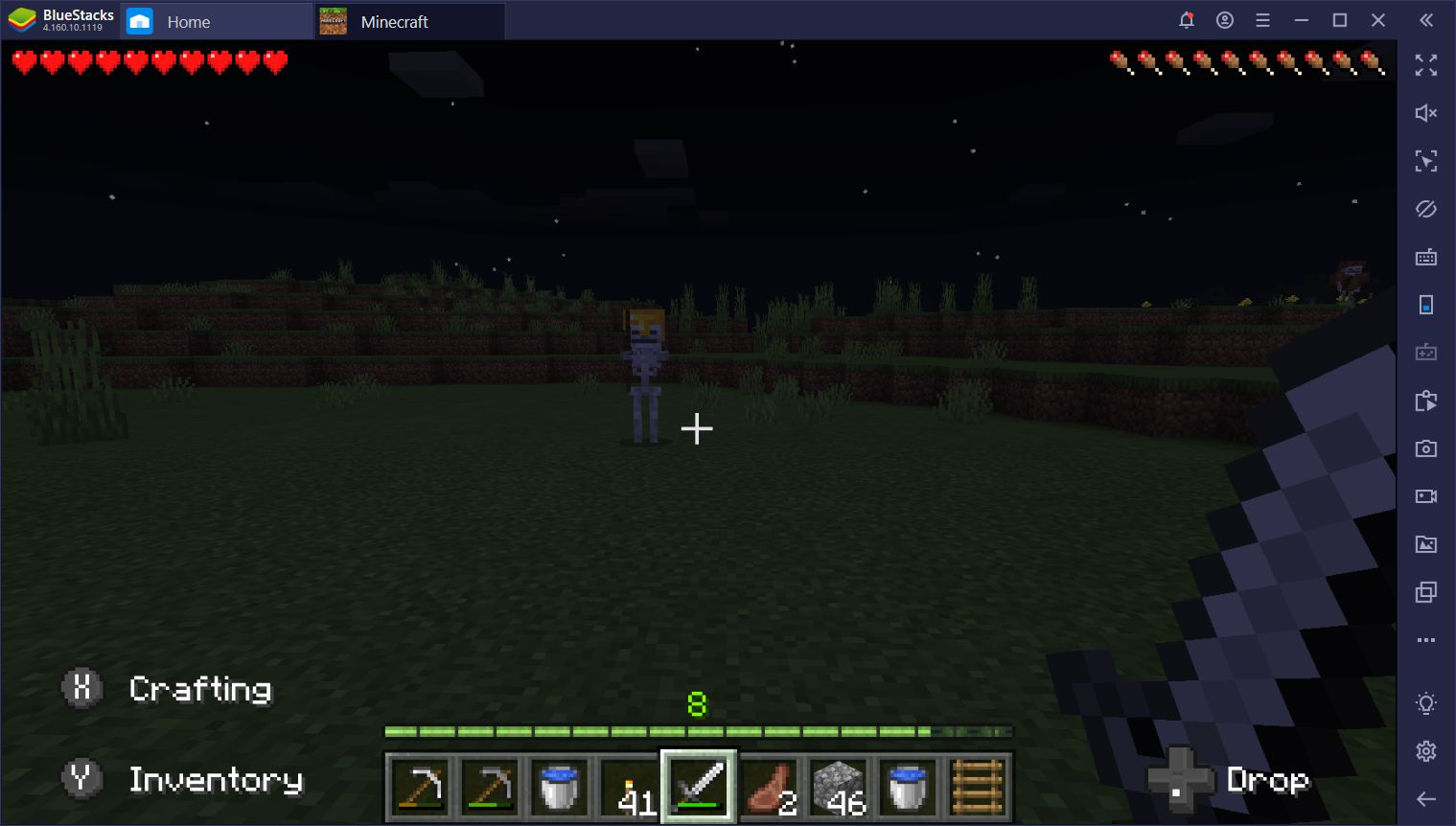وحوش لعبة Minecraft – أخطر الوحوش التي يجب البحث عنها مبكرًا