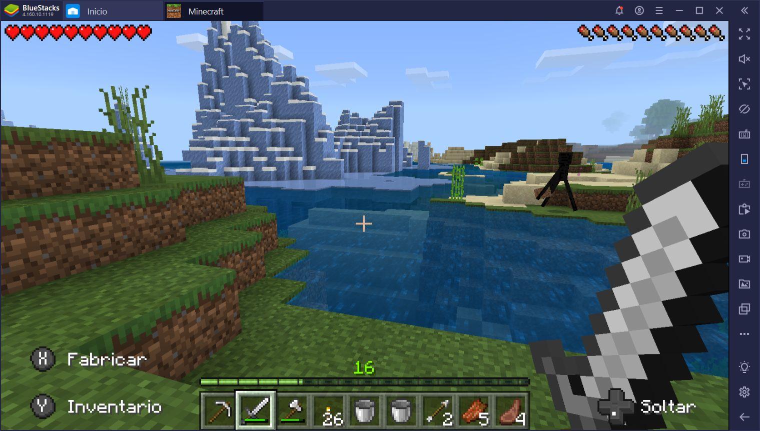 Monstruos en Minecraft – Los Enemigos Más Peligrosos que Querrás Evitar al Principio