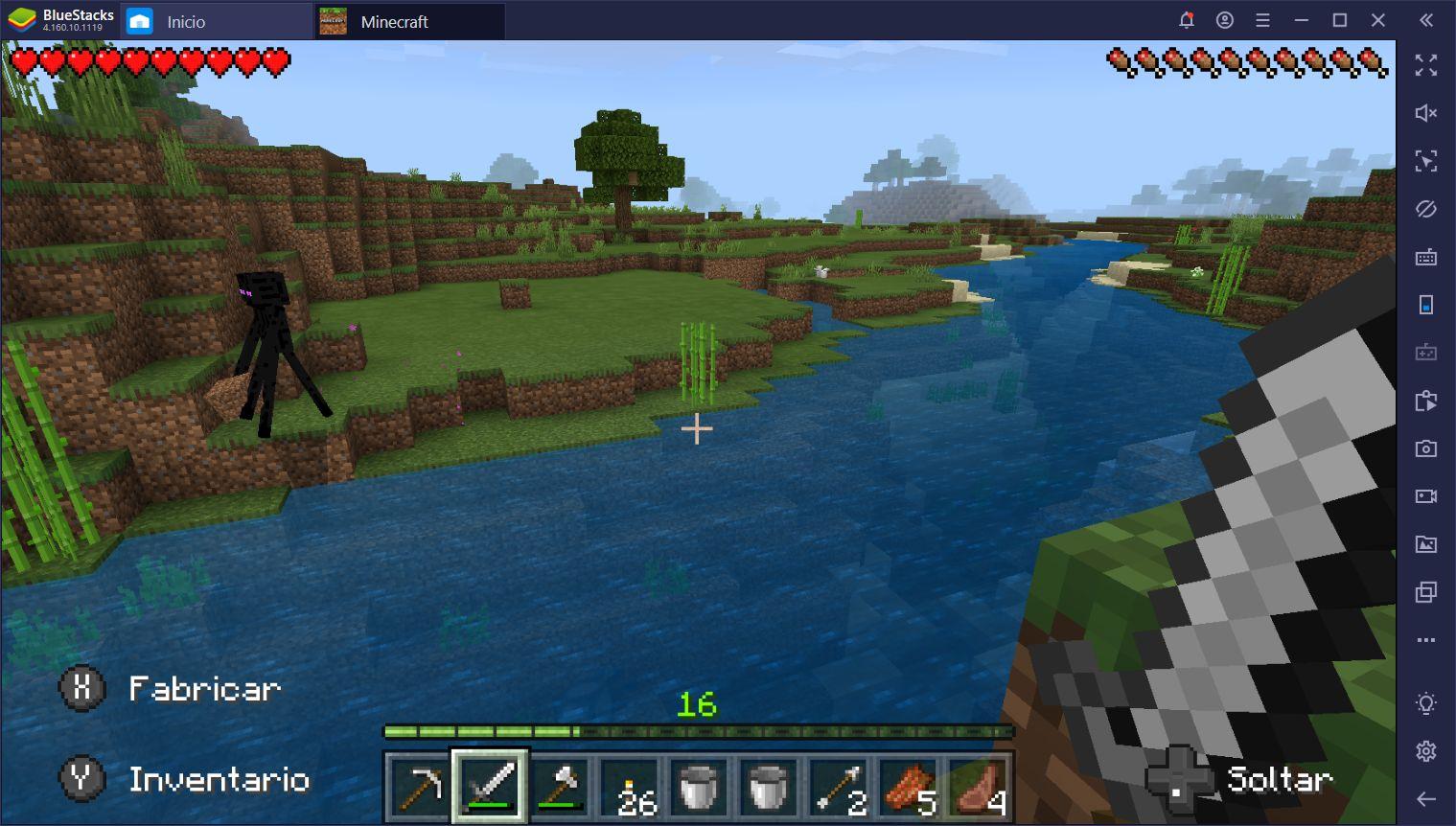 Monstruos en Minecraft - Los Enemigos Más Peligrosos que Querrás Evitar al Principio