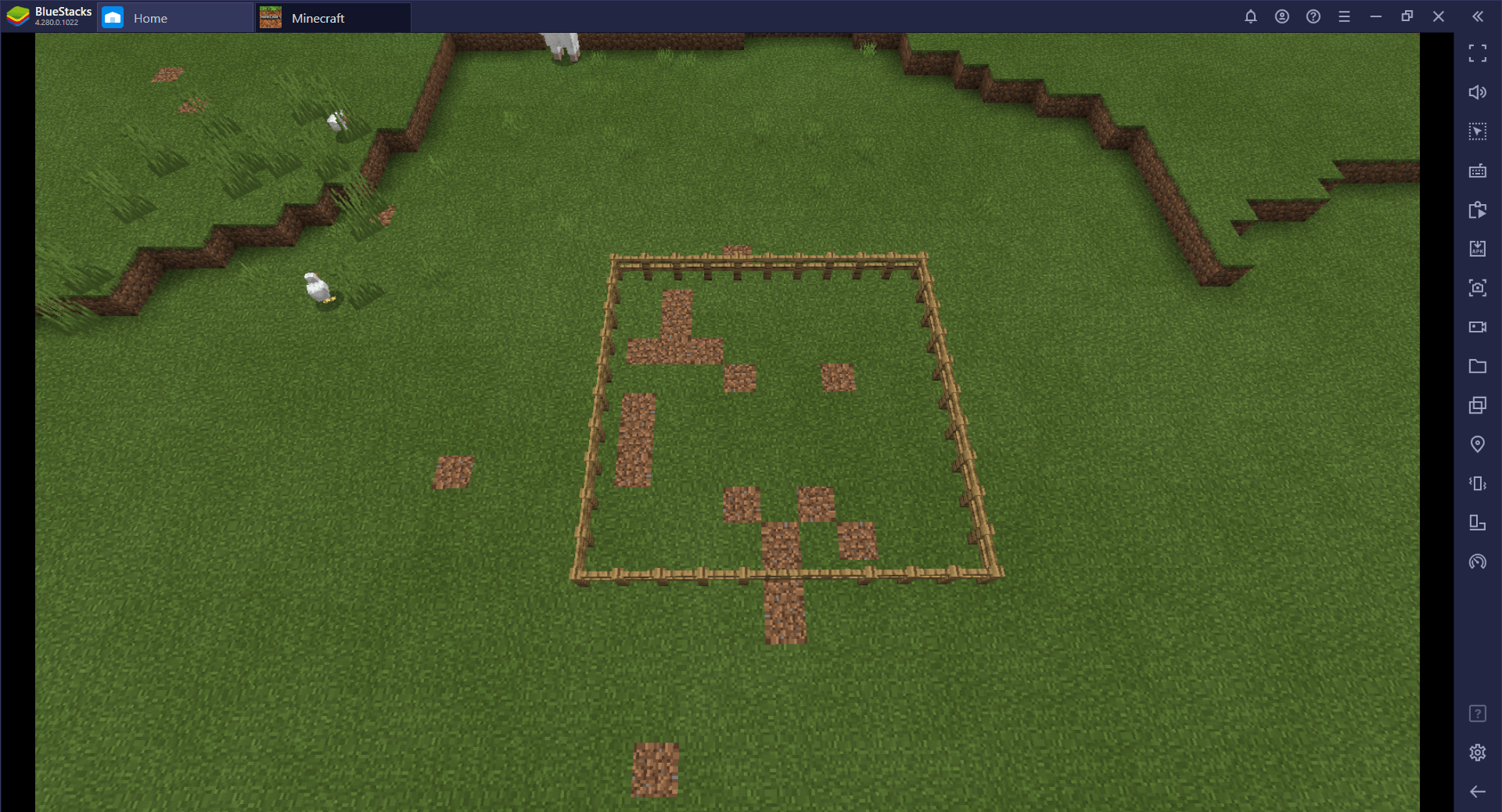 BlueStacks Guide to Building Animal Farms in Minecraft