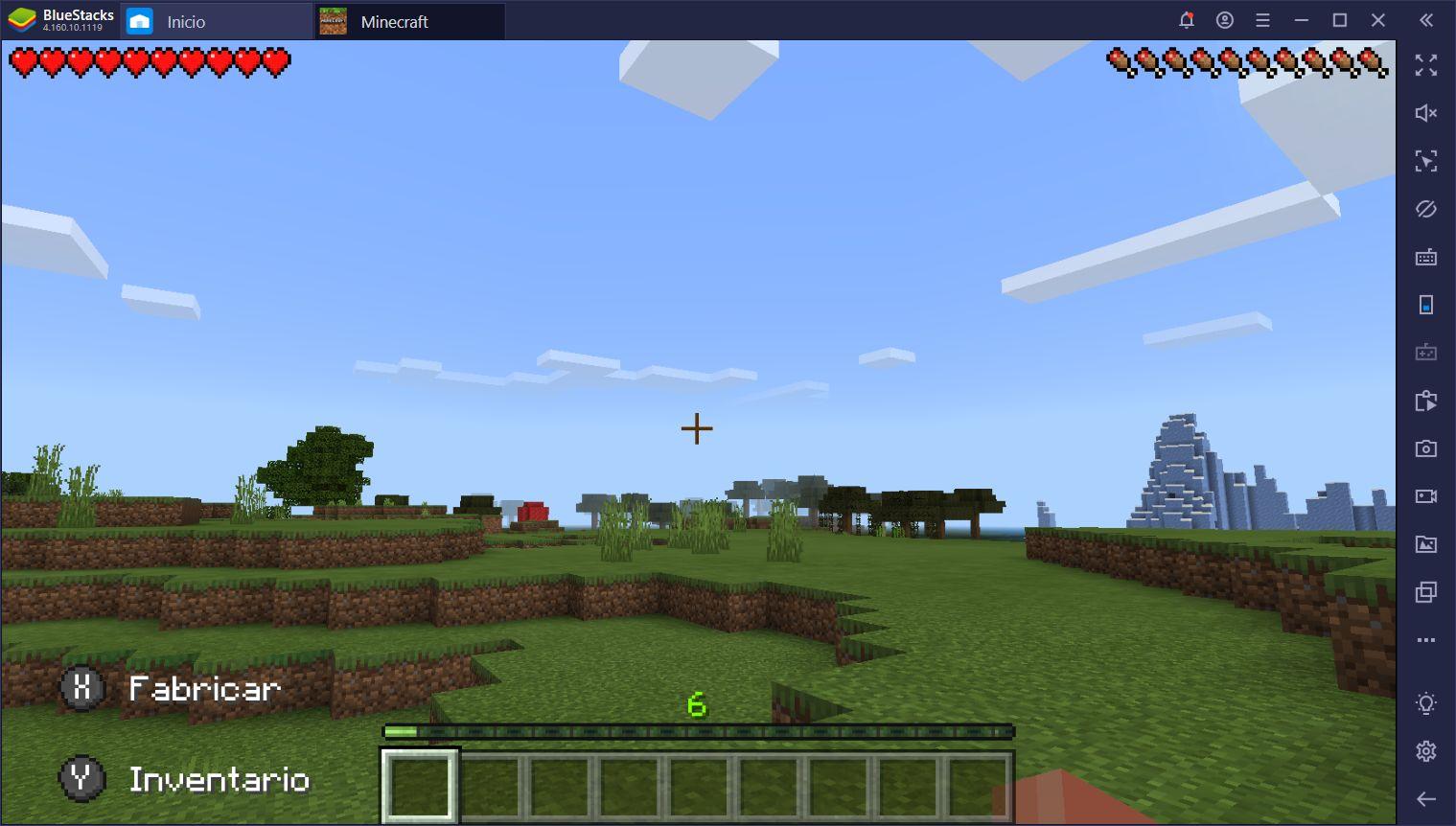 Minecraft Modo Supervivencia – Cómo Sobrevivir el Primer Día y Construir una Base